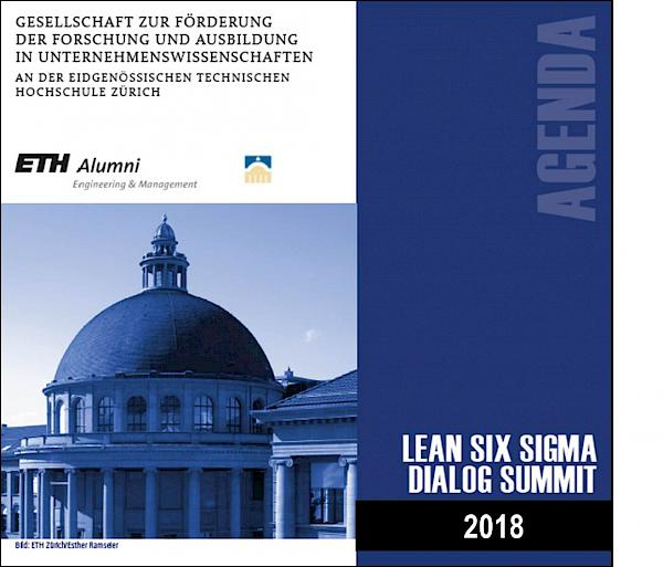 Lean Six Sigma Dialog Summit 2018